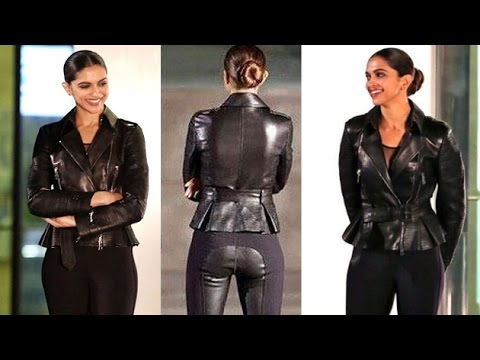 Xxx Mp4 Sexy In Black Deepika Padukone S Bold Look In Hollywood Film XXX Bollywood Inside Out 3gp Sex