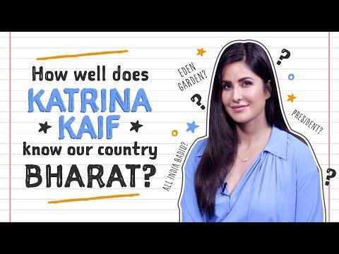 Xxx Mp4 Katrina Kaif Takes The 39 How Well Do You Know BHARAT 39 Quiz Pinkvilla Turpeya 3gp Sex