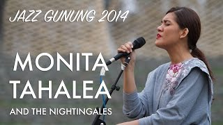 Monita Tahalea & The Nightingales Live at Jazz Gunung 2014