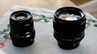 Fujifilm XF 50mm f2.0 WR vs 56mm f1.2