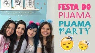 Festa do Pijama da Luara