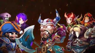 Arcane Heroes Trailer