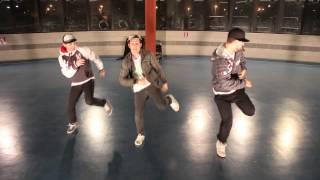 Boris Gardiner - Ghetto Funk - Top Rock Choreography By Bboy Angry