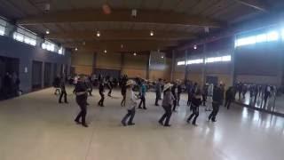 TEN BUCKS COUNTRY LINE DANCE