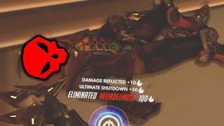 What 0 Hours Of Reaper Experience Looks Like - Overwatch Bronze Moments #39