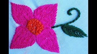 easy way of hand stitch