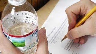 كيف تغش في الامتحانات (جديد 2014)