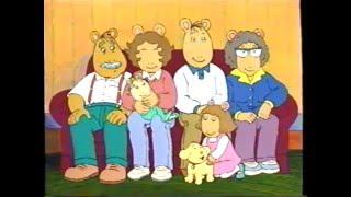 Arthur – Intro (1996) Theme (VHS Capture)
