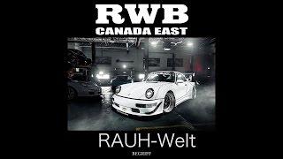 RWB Toronto #1 Build - RAUH-Welt Begriff - RWB Canada East