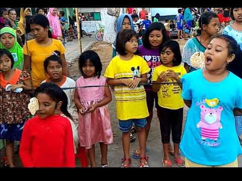 Hut RI ke 72 Dusun Jennengan marengan laok
