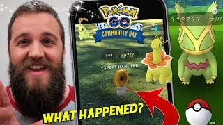 This Was No Ordinary Community Day.. (Catching Meltan - The New Gen 8 Pokemon)