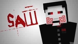 Minecraft Parody - SAW! - (Minecraft Animation)