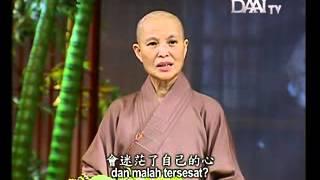 Mendengarkan Ajaran Buddha dan Membina diri dengan Sungguh sungguh