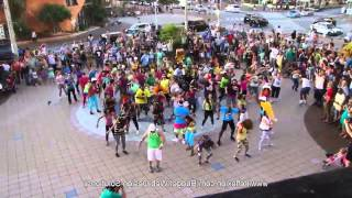 [MIRROR] Flash Mob Dance LMFAO Party Rock Anthem mp4