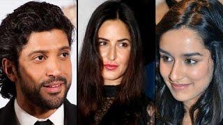 Shraddha Kapoor Copies Katrina Kaif Idea To Meet Farhan Akhtar
