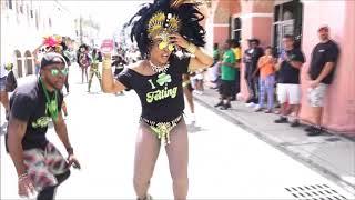 St. Croix Women Dances To 'Hello