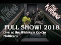 Download Video Download The Warning -  Live at the Whisky a Go-Go  01.25.2018 full show (Multicam - HQ sound) 3GP MP4 FLV
