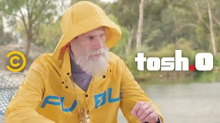 Tosh.0 - CeWEBrity Profile - On Da River