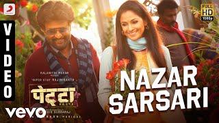 Nazar Sarsari - Petta (Hindi) - Rajnikanth |  Darshan Raval | Anirudh Ravichander