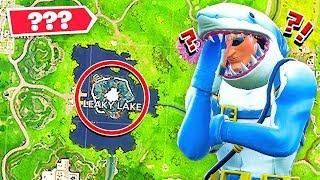 So Loot Lake is now called Leaky Lake...?