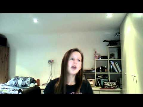amazing 11 year old girl sings someone like you !! xxx