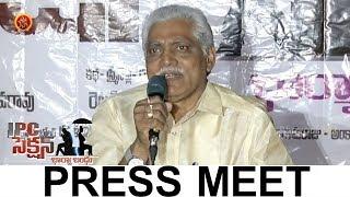 IPC Section Bharya Bandhu Movie Press Meet | Saraschandra, Neha Deshpande, Madhu Nandan