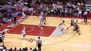 Spurs Pick & Roll SOB 2005 [Side Line Out of Bound Play]