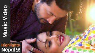 Nabhanerai Pokhiyeko | Kalpana Dahal Ft. Anil/Rakshya | New Nepali Adhunik Love Song 2017/2073