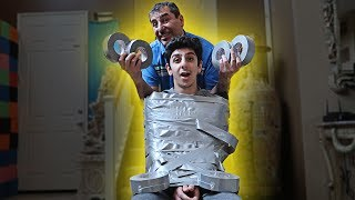 INSANE DUCT TAPE CHALLENGE!! (Can you escape?) *IMPOSSIBLE*