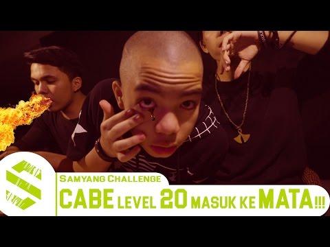 SAMYANG CHALLENGE INDONESIA - CABE LEVEL 20 MASUK KE MATA!!!