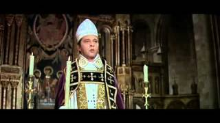 CATHOLIC CHURCH - Exemplary Excommunication / From the film Becket