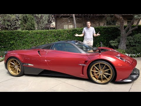 Xxx Mp4 Here S Why The Pagani Huayra Is Worth 3 Million 3gp Sex