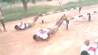 Crpf training in nimuch