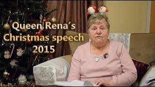 Queen Rena Xmas 2015