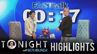 TWBA: Fast Talk with Joven Olvido