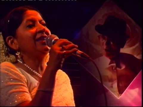 Dilraj Kaur and Ameen Sayani in O P Nayyarji s Live concert