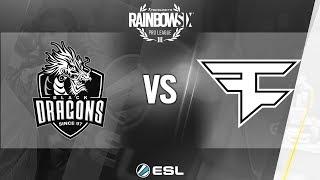 Rainbow Six Pro League - Season 7 - LATAM - Black Dragons vs. FaZe Clan - Week 6