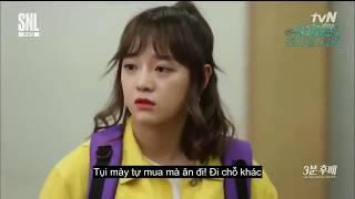SNL Hàn Quốc Sejeong (Hậu Bối 3 PhFút)
