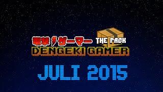 Dengeki Gamer The Pack Juli 2015