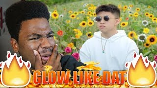 REACTION TO Rich Chigga Glow Like Dat Music Video !!!