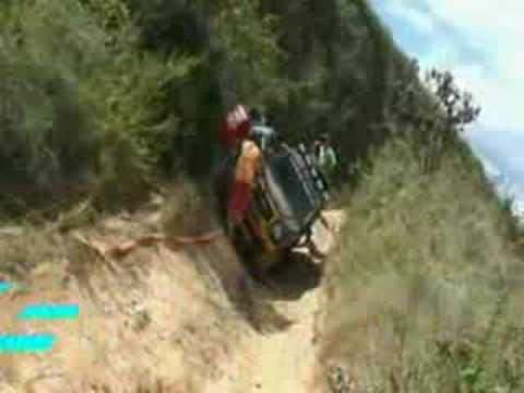 jeep cassetada