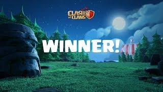 Clash of Clans - Builder Base Tournament Winner!