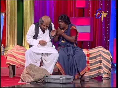 Jabardasth - Sudigali Sudheer Performance on 22nd August 2013