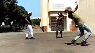 New Durban bhenga dance 2016 Featuring Lindokuhle Gabela x Ary Frost (Babes wodumo umngani wakho)