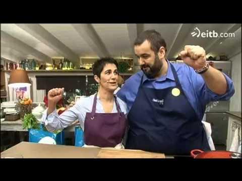 Cordero estofado de la mano de David De Jorge y Marta Gajate