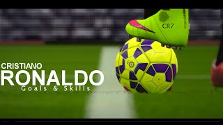 FIFA 15: Cristiano Ronaldo |Goals & Skills| HD |Fifa Remake|