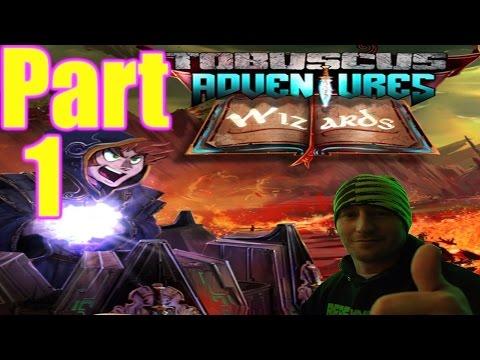 Xxx Mp4 Tobuscus Adventures Wizards Gameplay Playthrough Part 1 Mermanotuar IPAD 3gp Sex
