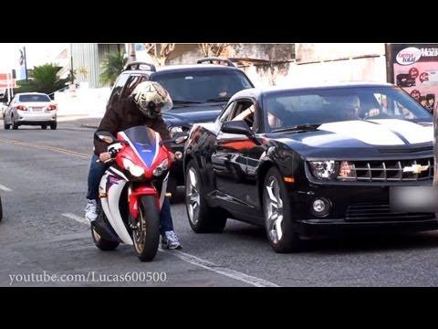 Motos esportivas acelerando em Curitiba Parte 14