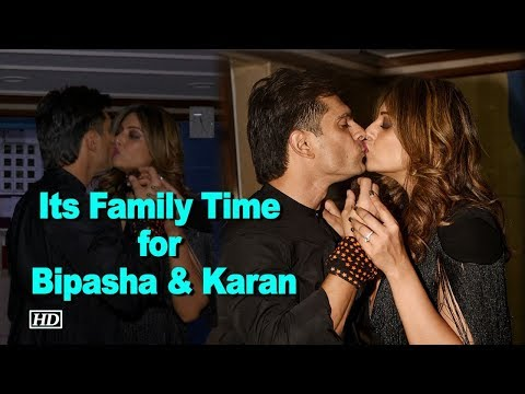 Xxx Mp4 Its Family Time For Lovely Couple Bipasha And Karan 3gp Sex