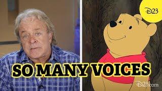 jim cummings and the ultimate disney voiceoff